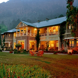 Balrampur House Resort